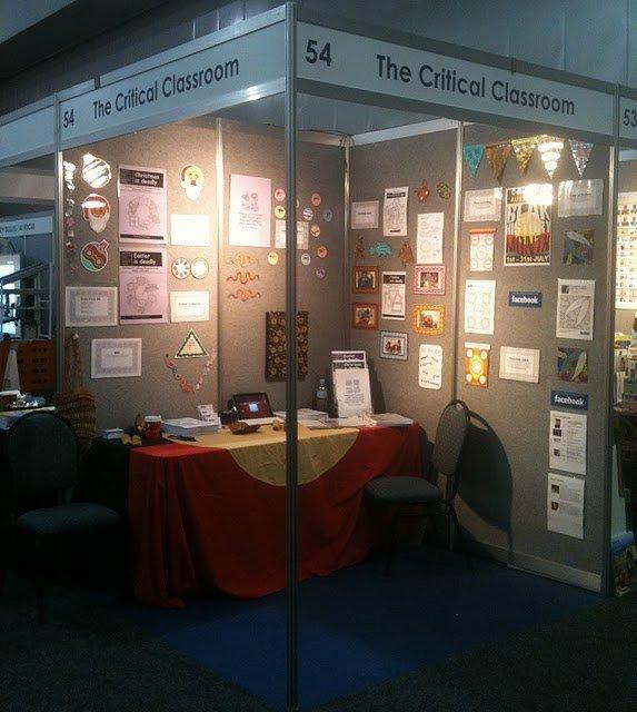 Critical Classroom at QEDREX