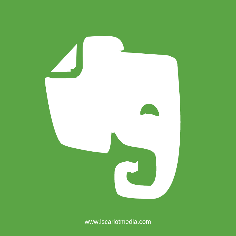 Using Evernote to improve efficiency