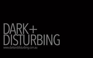 Dark & Disturbing brand Logo