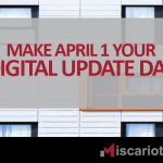 Make April 1 your Digital Update Day | Iscariot Media - Indigenous and Creative Design