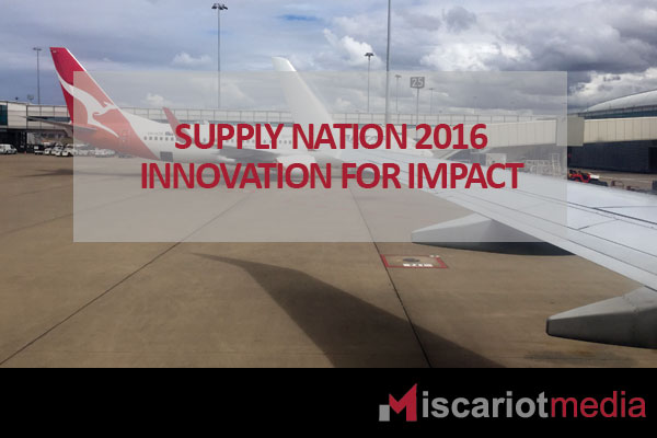Supply Nation 2016: Innovation for Impact