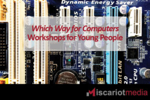 Iscariot Media is running computer STEM workshop for Indigenous Young People in New South Wales in conjunction with ATSIMA.