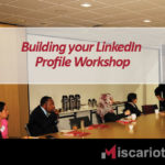 Iscariot Media run LinkedIn Workshop for Indigenous Lawyers Association of Queensland Student Networking event.