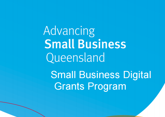 Advancing Small Business Queensland - Small Business Digital Grants Program