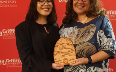 Leesa awarded Griffith Business School's Outstanding Entrepreneurial Alumnus 2019