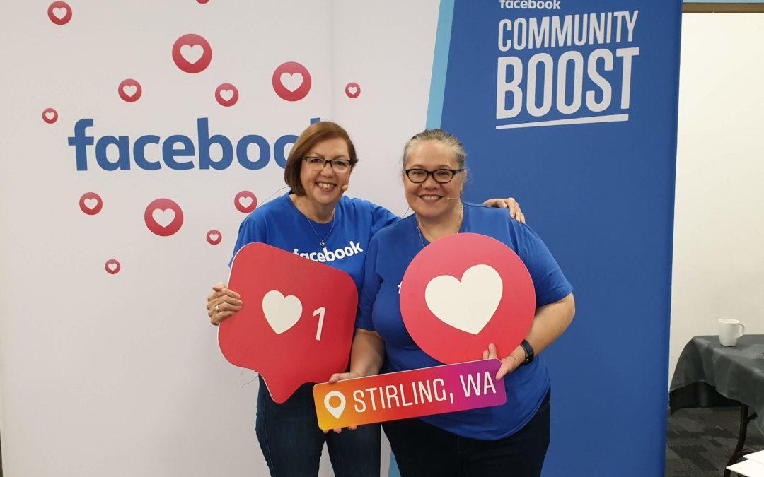 Facebook Community Trainers program