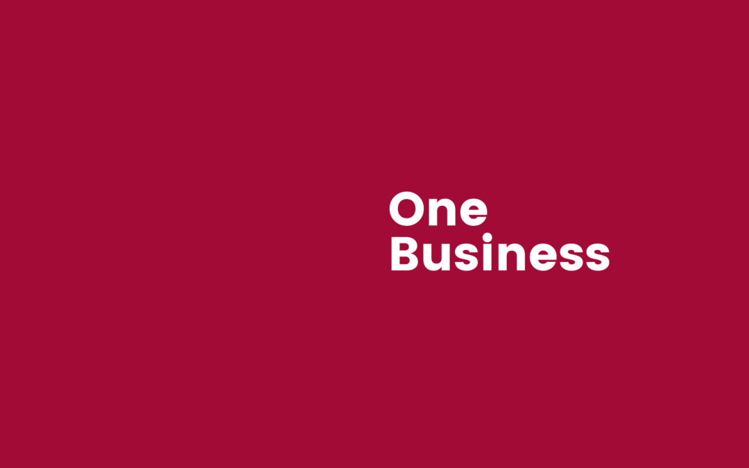 Call for Applications – One Business